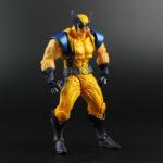 X-Men Wolverine Logan Marvel Classics Old Suit Action Figure 6inch2