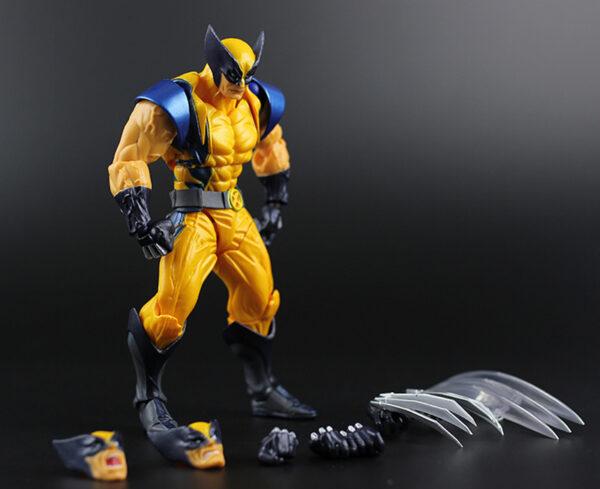 X-Men Wolverine Logan Marvel Classics Old Suit Action Figure 6inch6