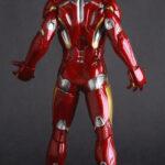 Iron Man Mark 45 1/6 Scale Titan Statue 12inch 3