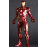 Iron Man Mark 45 1/6 Scale Titan Statue 12inch