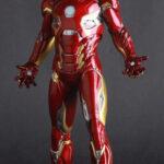 Iron Man Mark 45 1/6 Scale Titan Statue 12inch 1