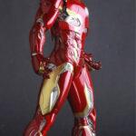 Iron Man Mark 45 1/6 Scale Titan Statue 12inch 2