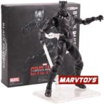 Black Panther Action Figure Captain America Civil War Edition 6inch