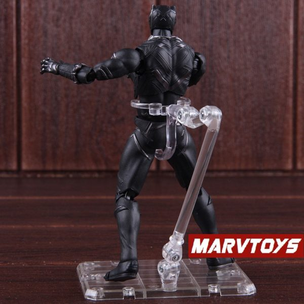 Black Panther Action Figure Captain America Civil War Edition 6inch 3