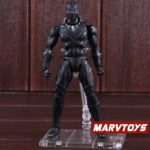 Black Panther Action Figure Captain America Civil War Edition 6inch 4