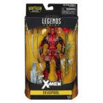 Deadpool Marvel X Men Legends Series Action Figure Juggernaut BAF 6inch