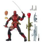 Deadpool Marvel X Men Legends Series Action Figure Juggernaut BAF 6inch 2