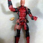 Deadpool Marvel X Men Legends Series Action Figure Juggernaut BAF 6inch 3