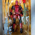 Deadpool Marvel X Men Legends Series Action Figure Juggernaut BAF 6inch4