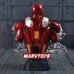 Iron Man Avengers MARK 7 Bust Figure with LED Light 9inch3