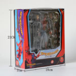 Spider Man Homecoming Movie Peter Parker Action Figure 6inch 2