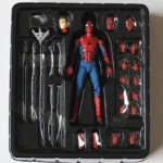 Spider Man Homecoming Movie Peter Parker Action Figure 6inch 3