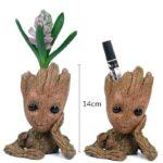 Baby Groot Planter Pot Infinity War Home Decor 1