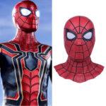 Avengers Infinity War Iron Spider Man Latex Masks (2 Designs)