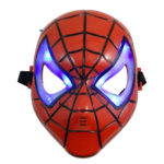 Spider Man Mask Eyes with LED Light for Kids Children 3