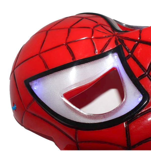 Spider Man Mask Eyes with LED Light for Kids Children 4