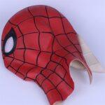 Avengers Infinity War Iron Spider Man Latex Masks (2 Designs) 3