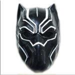 Black Panther Civil War 3D Latex Mask T'Challa 3