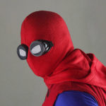 Spider Man Homecoming First Suit Mask for Adult 4