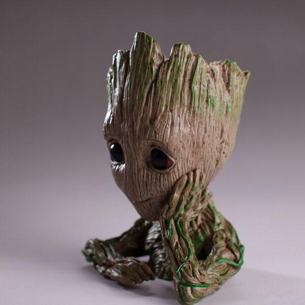 Baby Groot Planter Pot Infinity War Home Decor 3