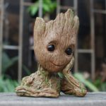 Baby Groot Planter Pot Infinity War Home Decor