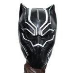 Black Panther Civil War 3D Latex Mask T'Challa 4