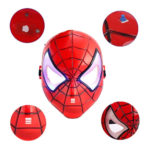 Spider Man Mask Eyes with LED Light for Kids Children 5