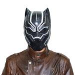Black Panther Civil War 3D Latex Mask T'Challa 5
