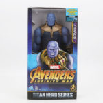 2018 29cm Marvel Toys the Avengers 3 INFINITY WAR Thanos PVC Action Figures TITAN HERO SERIES Figure Collectible Model Toy 5