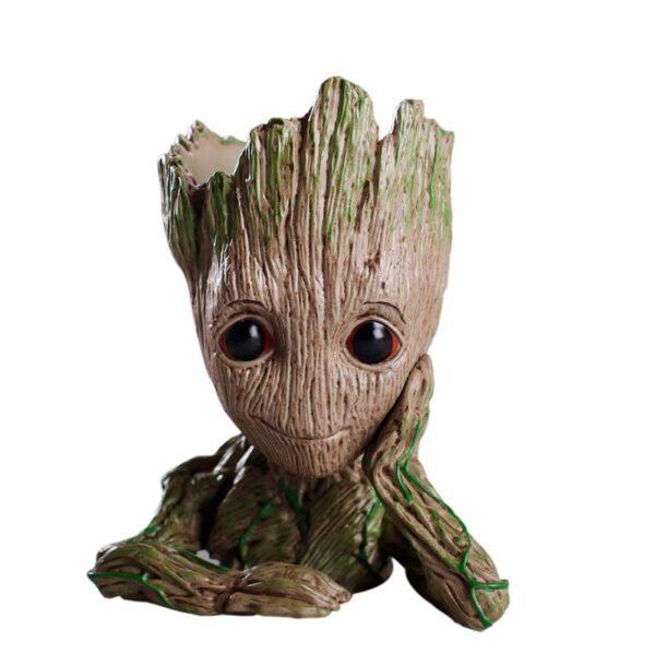 Baby Groot Planter Pot Infinity War Home Decor 4 6