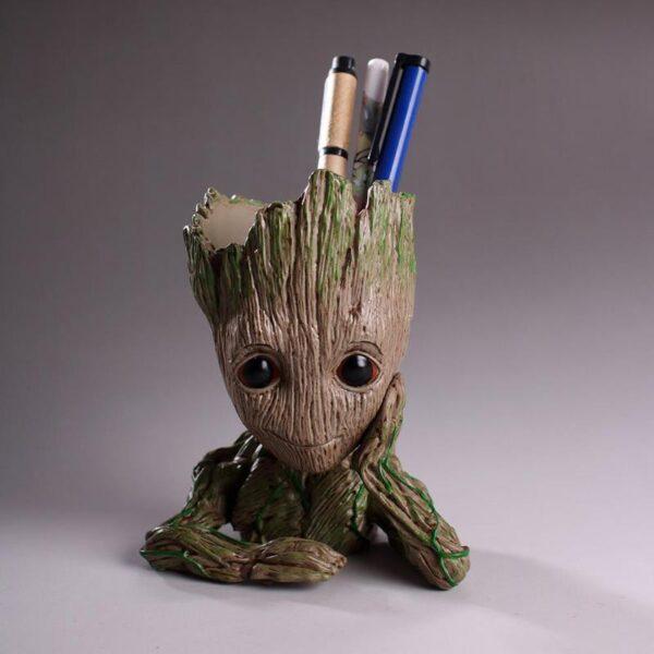 Baby Groot Planter Pot Infinity War Home Decor 4 7
