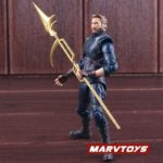 Captain America Action Figure Collectible Marvel Avengers Infinity War 6inch. 4