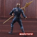 Captain America Action Figure Collectible Marvel Avengers Infinity War 6inch. 7