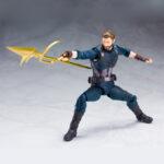 Captain America Avengers Infinity War Action Figure 6inch5