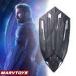 Captain America Vibranium Shield in Wakanda Avengers Infinity War Cosplay 10
