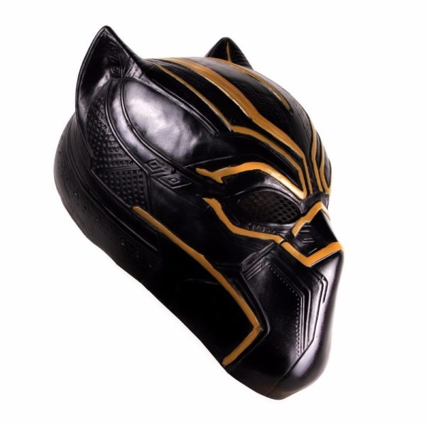 Erik Killmonger Latex Mask Black Panther Movie for Adults4