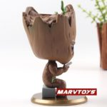 Groot Collectible Figure Bobble Head Avengers Infinity War 4inch 6