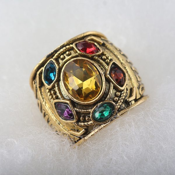 Infinity Ring Thanos Infinity War (FREE) 8