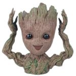 Kid Groot Figure Planter Pot Flowerpot Guardians Of The Galaxy 4
