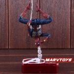 Spider Man Iron Spider Action Figure Marvel Avengers Infinity War Movie Edition 5.5inch5