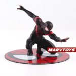The New Ultimate Spider Man Statue 4.3inch7