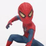 Spider Man Mini Figures Set of 4 Amazing Spiderman 3