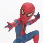 Spider Man Mini Figures Set of 4 Amazing Spiderman 4