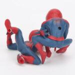 Spider Man Mini Figures Set of 4 Amazing Spiderman 5