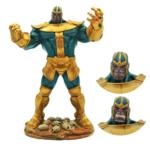 Classic Thanos Statue Marvel Comics Big Size 13inch
