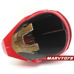 Iron Man Helmet Mask for Adult Cosplay with LED Lights and Touch Sensitive 1