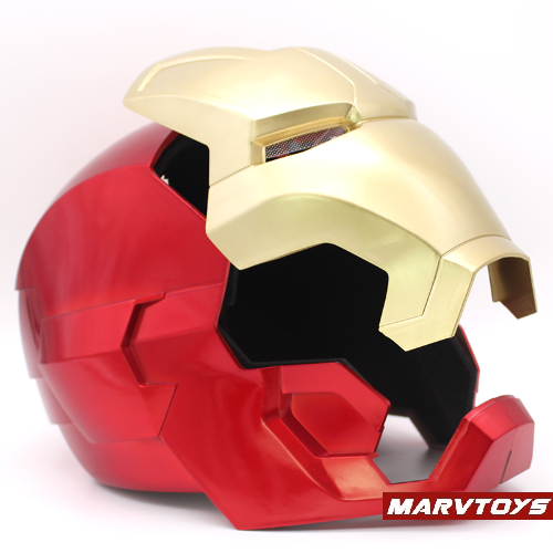 Iron man helmet mask for adults and kids cosplay with led - Masque iron man adulte ...