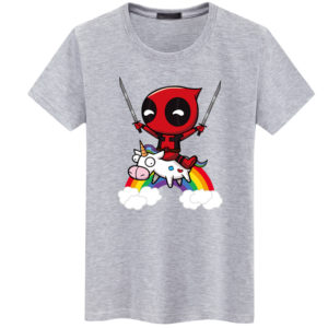 Funny Deadpool T Shirt For Men (9 Different Colors)