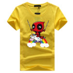 Funny Deadpool T Shirt For Men (9 Different Colors) 1