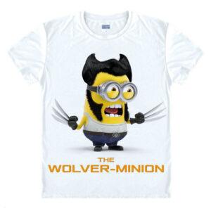 Wolverine Logan T Shirt for Men and Women (3 Designs) 2